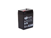 Interstate Batteries 6V SLA0905 General Purpose Battery, For Use In Exit and Emergency Lighting Fixtures