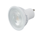 Bulbrite Dimmable 6.5W 3000K 40° MR16 LED Bulb, GU10 Base, Enclosed Fixture Rated