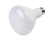 TCP Non-Dimmable 9.5W 120-277V 3000K BR30 LED Bulb
