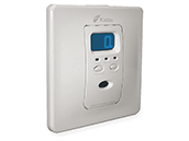 Kidde Silhouette AC Wire-In Low Profile CO Alarm With Lithium-Ion Rechargeable Battery Backup