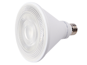 TCP Non-Dimmable 12.5W 120-277V 2700K 25º PAR38 LED Bulb, Wet and Enclosed Fixture Rated