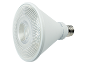 TCP Non-Dimmable 12.5W 120-277V 5000K 40° PAR38 LED Bulb, Wet and Enclosed Fixture Rated
