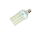 Olympia Lighting 400 Watt Equivalent, 100 Watt 5500K 208-480V LED Corn Bulb, Ballast Bypass