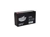 Interstate Batteries 6V SLA0955 General Purpose Battery, For Use In Exit And Emergency Lighting Fixtures