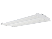 400 HID Equivalent, 130 Watt 4000K Dimmable LED High Bay Linear Fixture (Pack of 2)