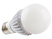 Green Creative Non-Dimmable 34W 120-277V 4000K A-23 LED Bulb, Enclosed Fixture Rated, E39 Base