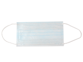 Disposable Blue Civilian Masks (Case of 50)