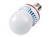 Keystone Non-Dimmable 35W 120-277V 3000K A-25 LED Bulb, Enclosed Fixture Rated, E39 Base