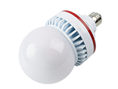 Keystone Non-Dimmable 35W 120-277V 4000K A-25 LED Bulb, Enclosed Fixture Rated, E26 Base