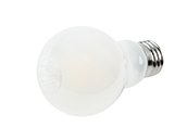 Maxlite Dimmable 8.5W 3000K A19 Filament LED Bulb, 91 CRI, JA8 Compliant, Enclosed Fixture Rated