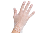 Vinyl Gloves Large (Case of 100)