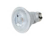 Bulbrite Dimmable 6.5W 2700K 40° 90 CRI PAR20 LED Bulb, Enclosed and Wet Rated, JA8 Compliant