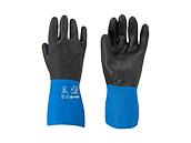 Anti-static Gloves Chemical Resistant Large 26mm Thick