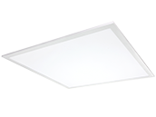 Maxlite Dimmable, Adjustable CCT & Wattage, 2x2 ft Flat Panel LED Fixture