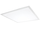 Maxlite Dimmable, Adjustable CCT & Wattage, 2x2 ft Flat Panel LED Fixture with Emergency Battery Back-Up