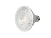 Bulbrite Dimmable 6.5W 3000K 40° 90 CRI PAR30S LED Bulb, Enclosed and Wet Rated, JA8 Compliant