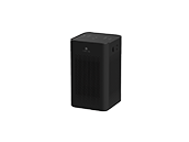 Medify MA-25 Black Air Purifier 1,000Sqft Medical Grade H13 Hepa Filter