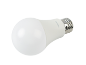 Philips Dimmable 12.2W 90 CRI 4000K A19 LED Bulb, Enclosed Fixture Rated, Title 20 Compliant