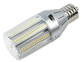 Light Efficient Design 100 Watt Equivalent, 18 Watt Color Adjustable (3000K/4000K/5000K) LED Corn Bulb, Ballast Bypass, Mogul Base