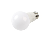 NaturaLED Dimmable 9 Watt 4000K 90 CRI A-19 LED Bulb, JA8 Compliant, Enclosed Fixture Rated