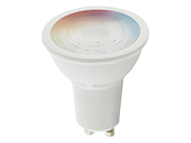 Satco Starfish Smart Wi-Fi 5.5 Watt LED Color Changing and Tunable White MR-16 Lamp, GU10 Base