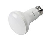 Philips Dimmable 5W 2700K R20 LED Bulb, 90 CRI, Enclosed Fixture Rated, Title 20 Compliant