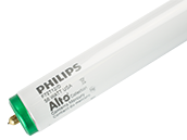Philips 56W 72in T12 SinglePin Daylight White Fluorescent Tube (Case of 15)