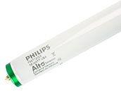 Philips 75W 96in T12 Daylight Deluxe White Fluorescent Tube, 90 CRI, Full Pallets Only (Case of 675)
