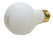 Bulbrite 30 to 100W 120V A19 Warm White Long Life 3 Way E26 Base