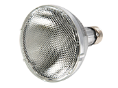 Philips 39W PAR30 Long Neck 3000K Metal Halide Flood Lamp