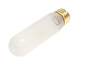 Bulbrite 25W 130V T10 Frosted Tube E26 Base