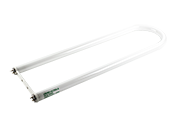 Ushio 32W 6in Gap T8 Bright White UBent Fluorescent Tube (Pack of 4)