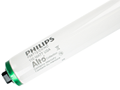 Philips 110W 96in T12 High Output Daylight Deluxe White Fluorescent Tube, 90 CRI, Full Pallets Only (Case of 675)