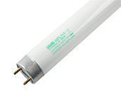 Ushio 17W 24in T8 Neutral White Fluorescent Tube