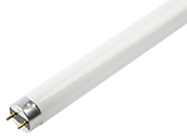 Ushio 17W 24in T8 Bright White Fluorescent Tube