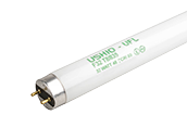 Ushio 32W 48in T8 Neutral White Fluorescent Tube (Case of 25)