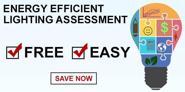 Save now on free lighting assessments