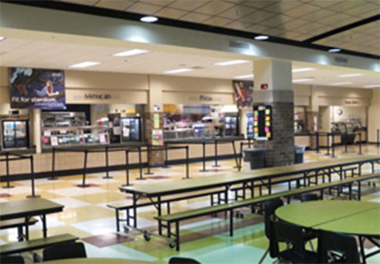 Dining & Cafeteria