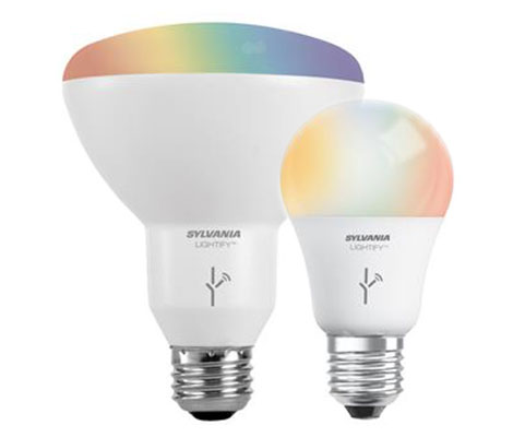 Sylvania Lightify products