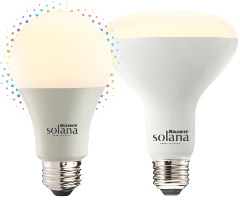 Bulbrite Solana products