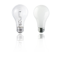 A-Style Energy Efficient Halogen Light Bulbs
