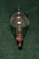 Early Incandescent Bulb