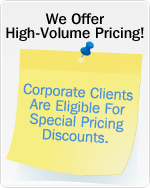 Volume Pricing for Corporate Clients